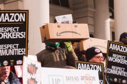 Amazon Respect Workers