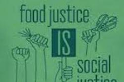 food justice is social justice