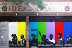 """Dawson's mural, """"Every Mother's Son"""":"""