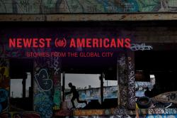 Book Cover of Newest Americans: Stories fro the Global City