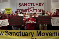 SOURCE: New Sanctuary Movement of Philadelphia [ https://www.youtube.com/watch?v=fuwXWYlXv7c ]
