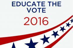 Educate the Vote 2016