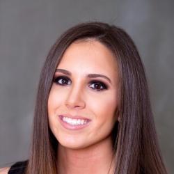 Linda DePaolis, credit internship student