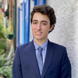Ethan Rubin headshot
