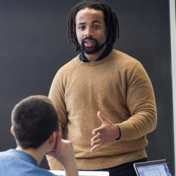Assistant Professor Tristan Ivory joined ILR in 2019.