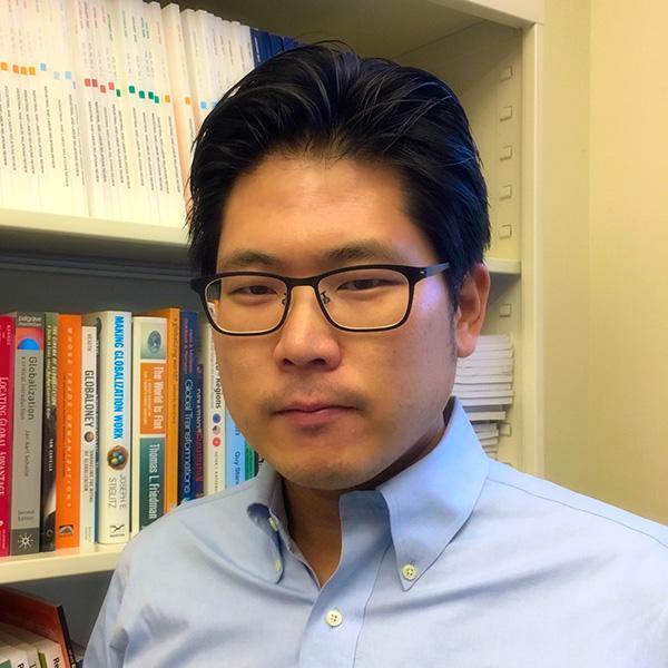 Joon Sohn, PhD Candidate