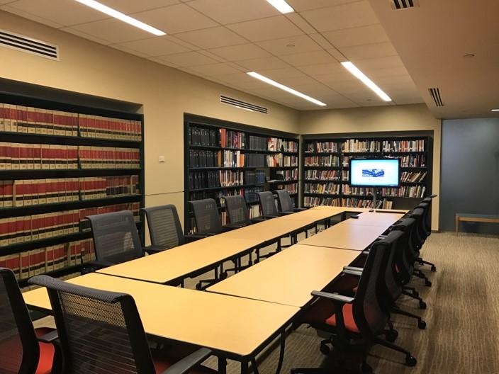 Classroom B Library The Ilr School Cornell University