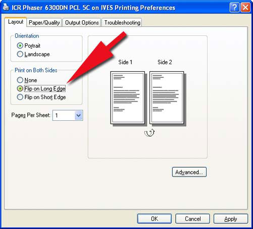 quick tips print double sided xerox