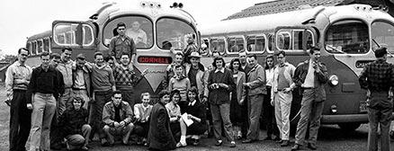 Vintage ILR road trip
