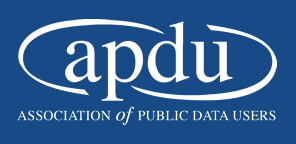APDU - Association of Public Data Users