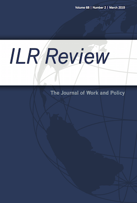 ILR Review Cover