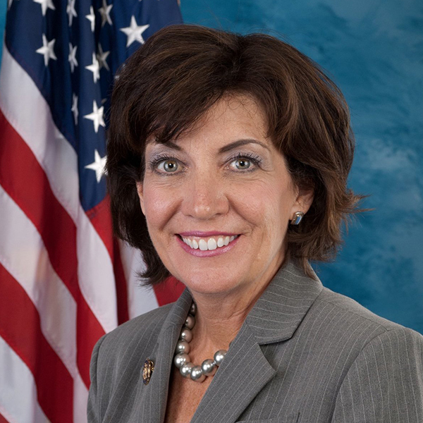 Photo: Lt. Governor Kathy Hochul