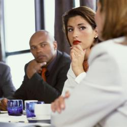 Photo: Managing Organizational Conflict