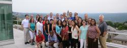 Executive Master's students, faculty and staff