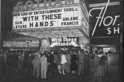 Kheel Center showing film that illustrates historical labor events