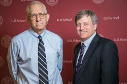 Samuel Bacharach and Peter Bamberger