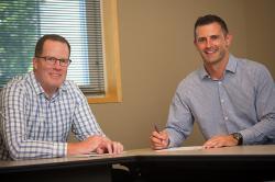 Associate Professors Brad Bell and John Hausknecht