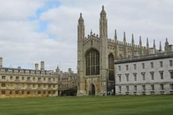 ILR Graduate Studies at Cambridge University