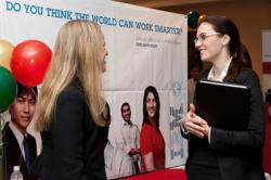 Broad knowledge, global perspective set ILR students apart, recruiters say