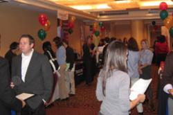 Career Fair Celebrates 25 Years of Making Connections