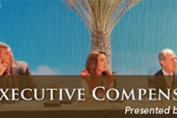 Hallock moderates panel at compensation conference