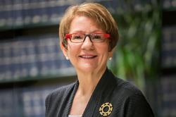 Labor and Employment Law Program Director Esta R. Bigler '70