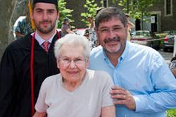 Graduates celebrate achievements, futures, friends