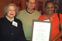 Worker Institute at Cornell is partner in Buffalo project receiving national award