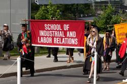 ILR Graduation 2015
