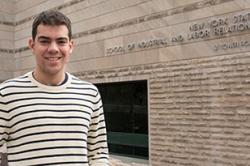 Weinberg '13 packs four years with campus endeavors