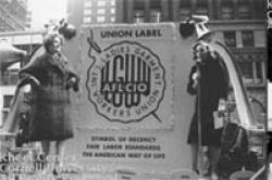 International Ladies Garment Workers Union collection focus of Kheel archivist