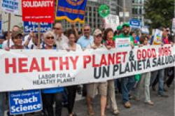 Cornell University: Worker Institute: News: Climate and Economy- Two Crises One Solution