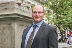 Associate Professor Louis Hyman