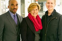Weingarten offers advice to students, perspectives on labor movement