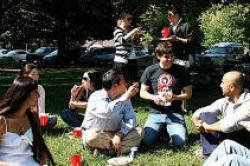 Cornell University, ILR School: International Graduate Student Association Picnic