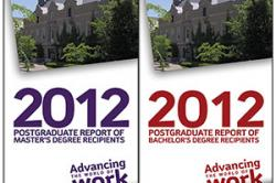 ILR's class of 2013 reports success in the job market