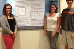 Cornell University - ILR School : ILR Alumni newsletter :  ILR students win Cornell undergraduate research award