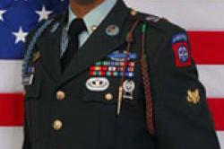 A Soldier's Redemption