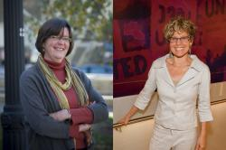 The Worker Institute at Cornell's KC Wagner and The Scheinman Institute on Conflict Resolution's Sally Klingel