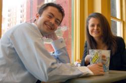 "ILR student entrepreneurs' ""Big Idea"" leads to successful web business"