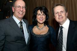 Sage-Gavin '81, Dolgin '81 honored at Groat & Alpern Celebration