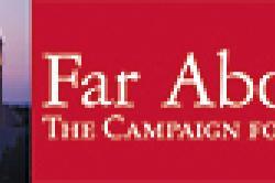 Cornell Launches Far Above Campaign