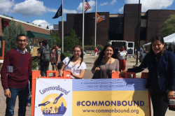 The Intrepid Four at CommonBound