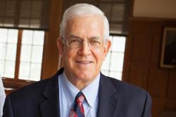Ron Ehrenberg from Cornell University
