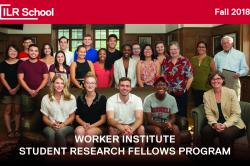 Picture of Worker Institute Student Fellows