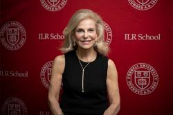 Joan Parker '70, M.S. '73, Ph.D. '74, Groat Award Winner