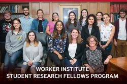 Worker Institute Student Research Fellows