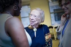 Lois S. Gray, the Jean McKelvey-Alice Grant Professor Emeritus of Labor Management Relations at ILR,