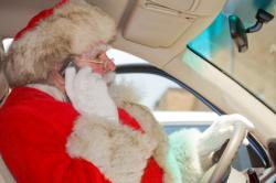 Uber, Mall Santas and the Gig Economy