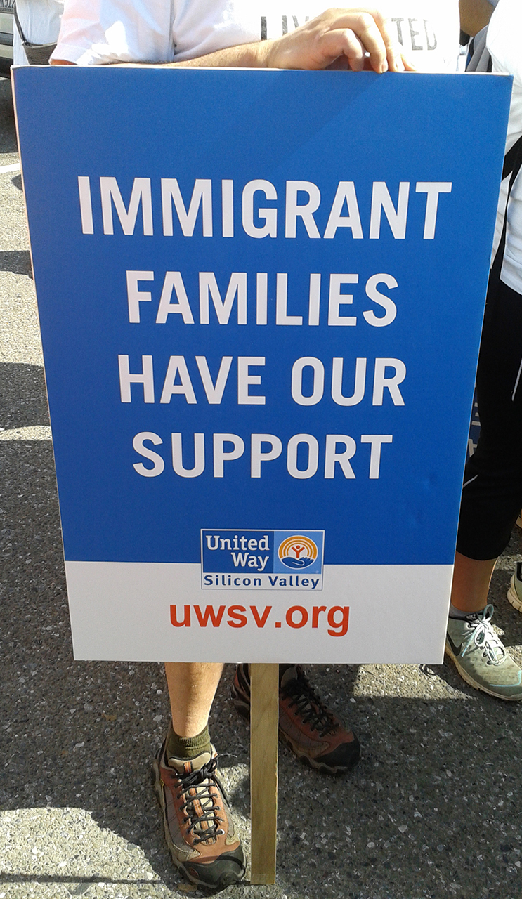 Immigrant Families Have Our Support